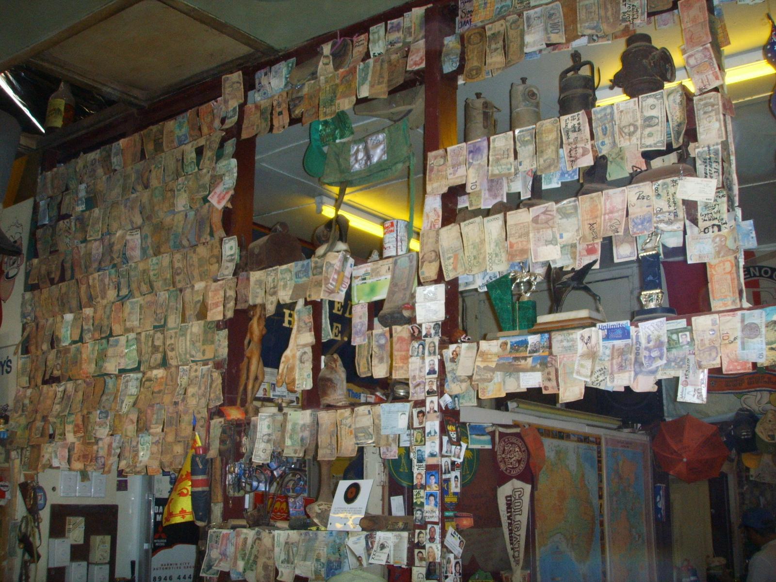 Reisen Geld (c) Anja Knorr
