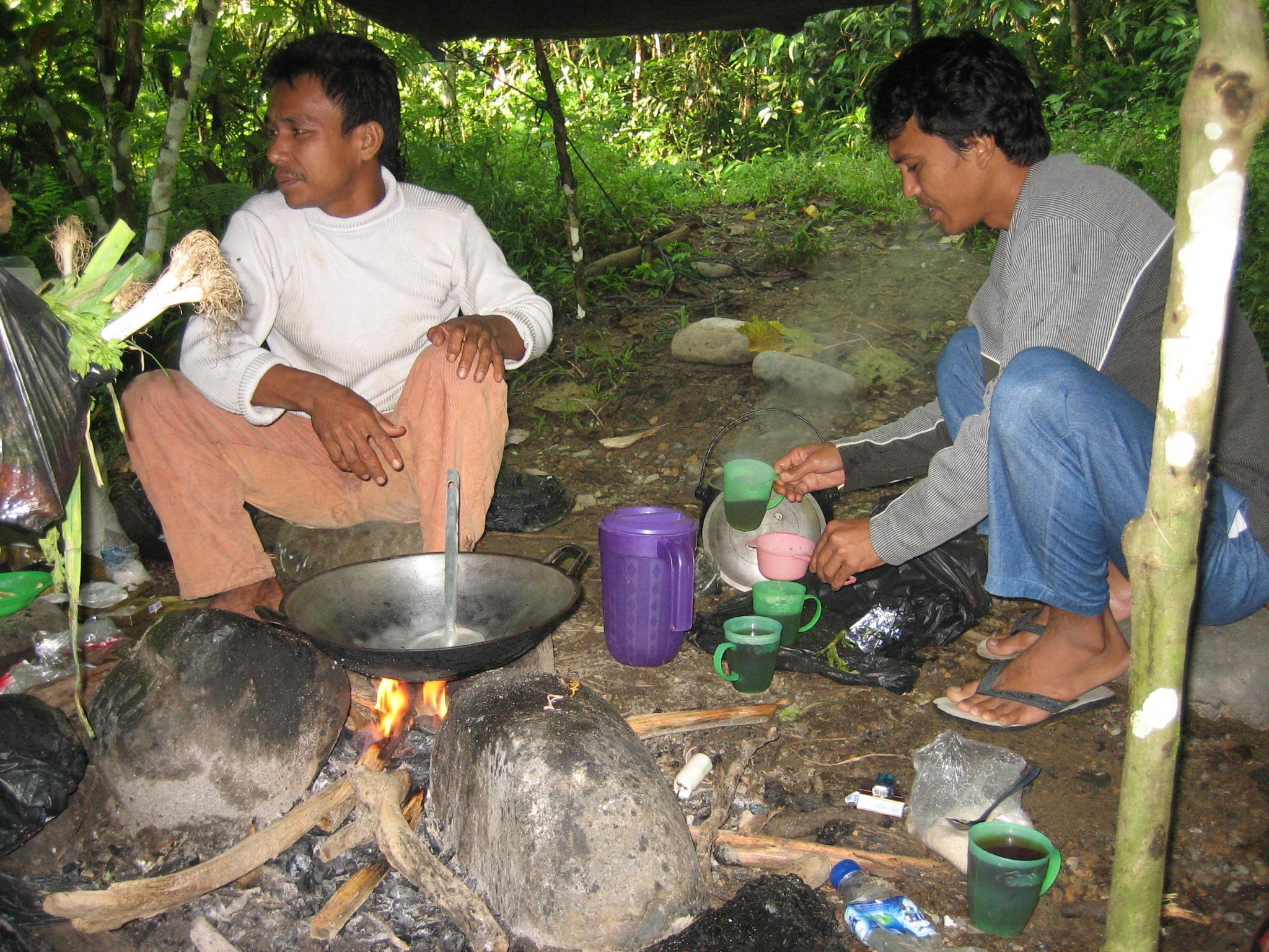 Bukiu Lawang Indonesien (c) Anja Knorr