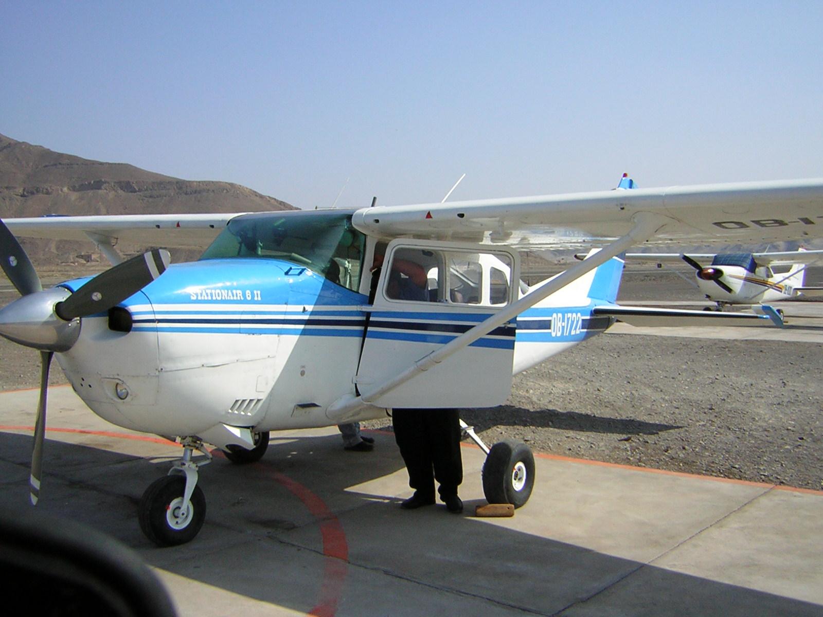 Cessna Nasca (c) Anja Knorr