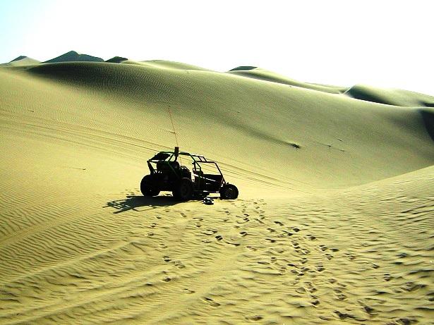 Buggy Sanddünen Peru (c) Anja Knorr