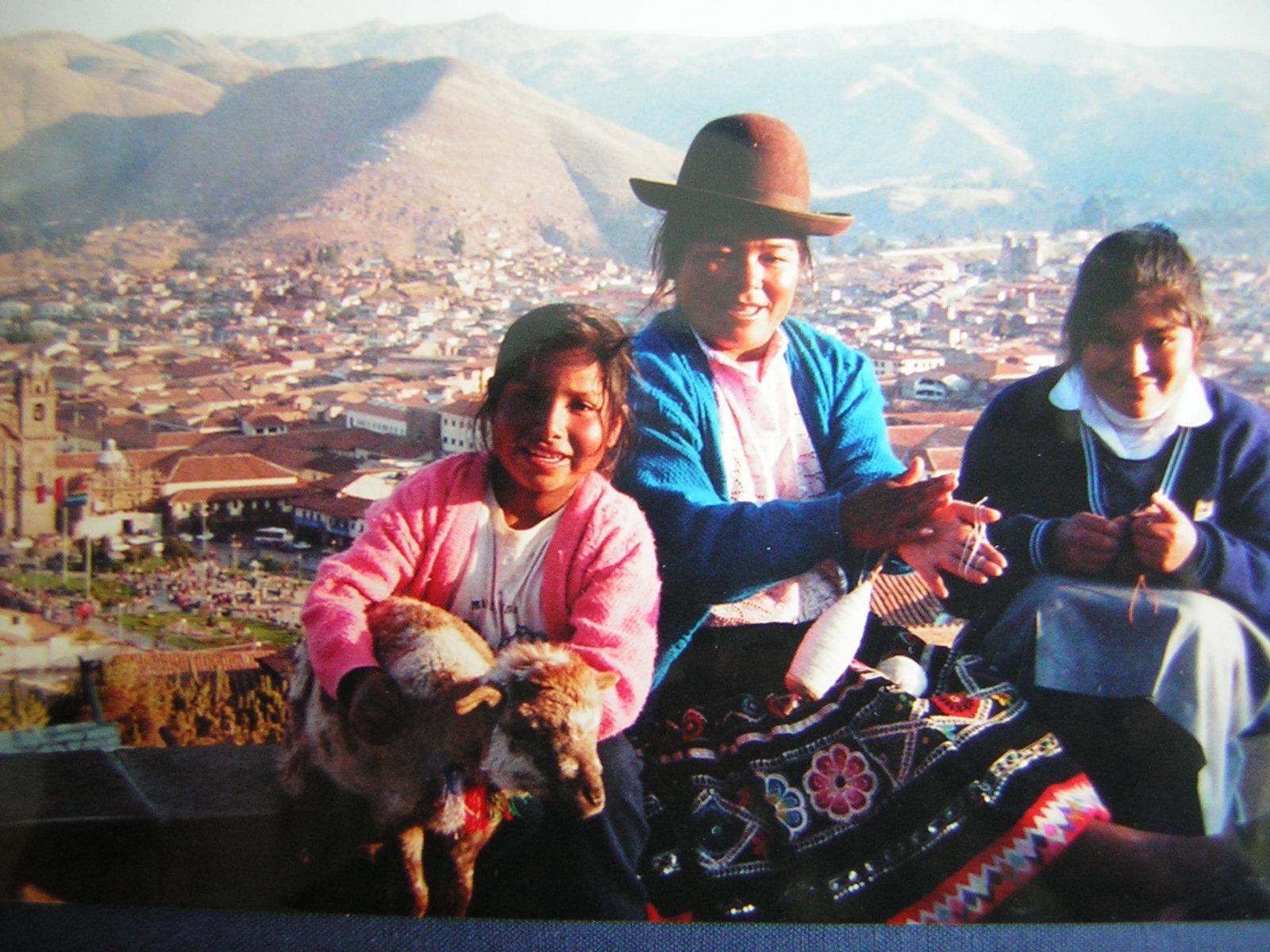 Quechua-Frauen Peru (c) Anja Knorr