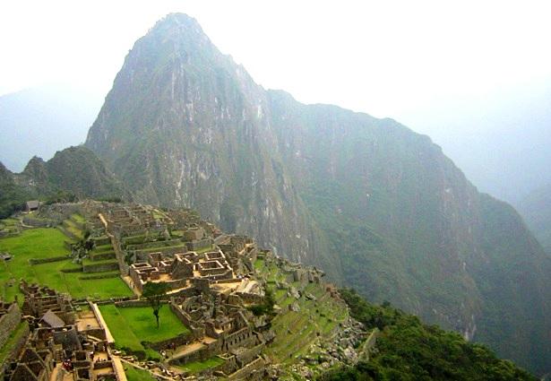 Machu Picchu Peru (c) Anja Knorr