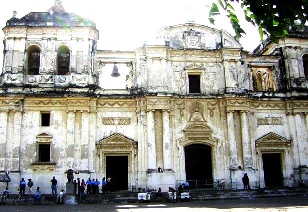 Backpacking Nicaragua Granada (c) Anja Knorr