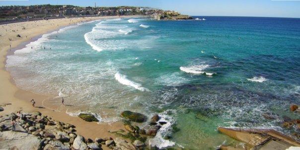 Bondi Beach Sydney Australien (c) Anja Knorr