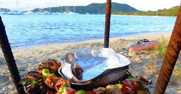 Karibik Grillen (c) Anja Knorr