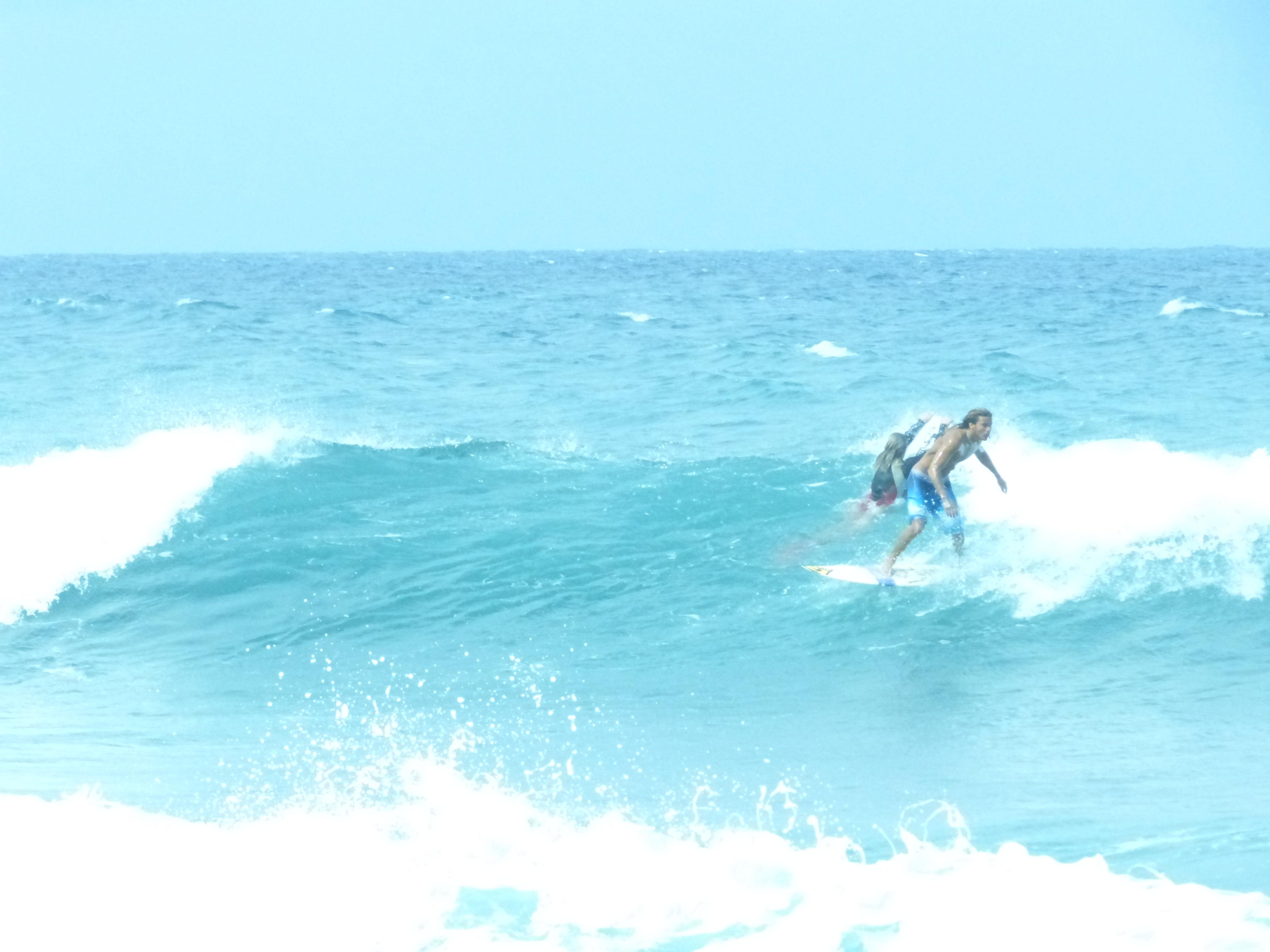 Domes Beach Rincon Puerto Rico (c) Anja Knorr
