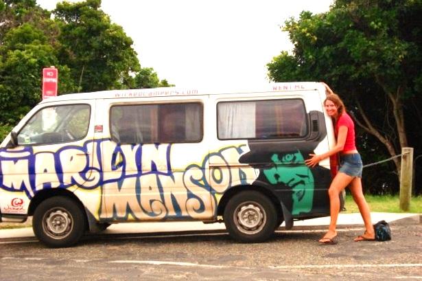 Wicked-Camper-Bus Australien (c) Anja Knorr
