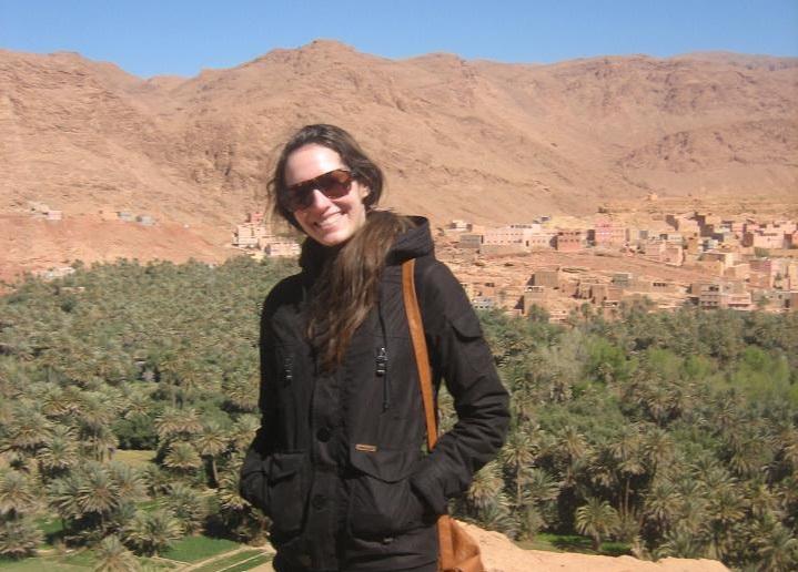 Dades Schlucht Marokko (c) Anja Knorr