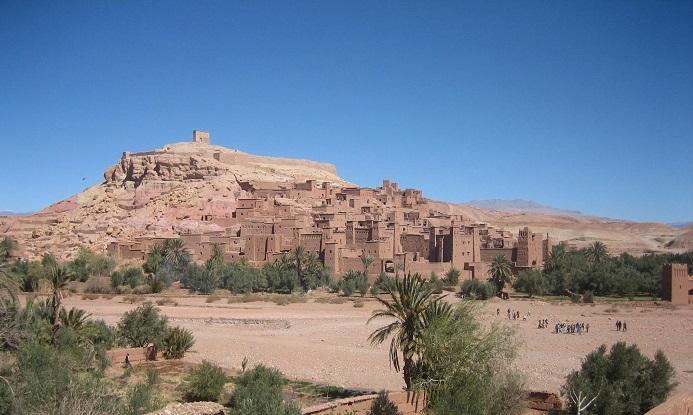 Kasbah Marokko (c) Anja Knorr
