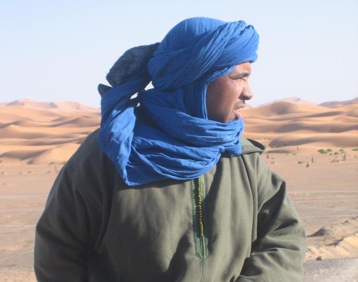 Sahara Wüste Marokko (c) Anja Knorr