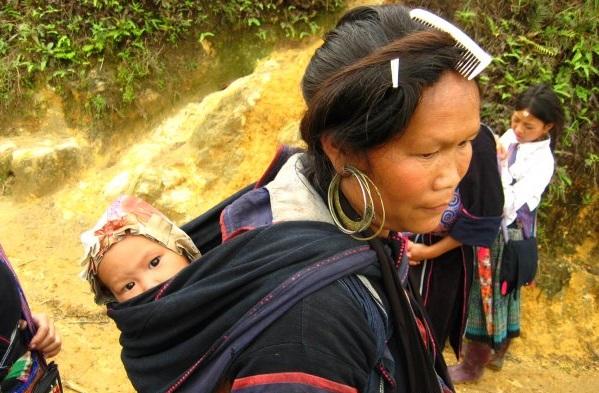 Vietnam Frau (c) Anja Knorr