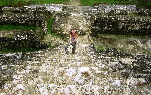 Maya Tempel Honduras  (c) Anja Knorr