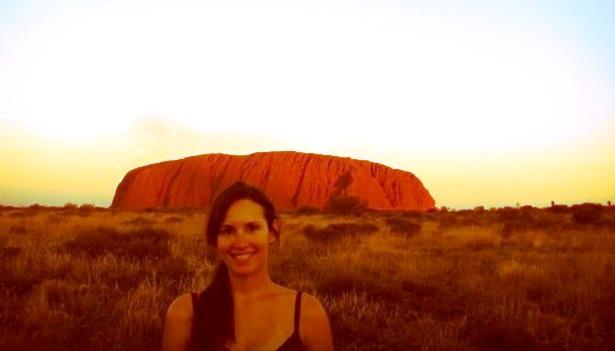 Uluru Australia (c) Anja Knorr
