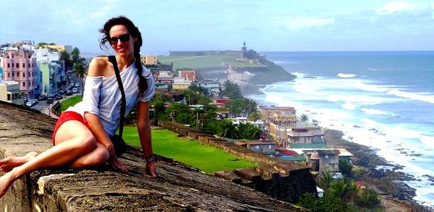 Frau San Juan Puerto Rico (c) Anja Knorr
