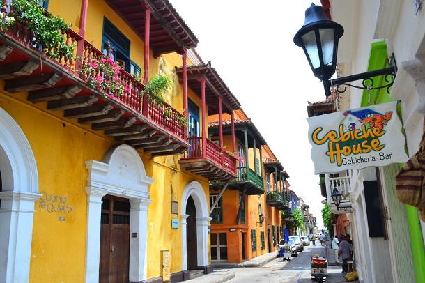 Cartagena Kolumbien (c) Anja Knorr