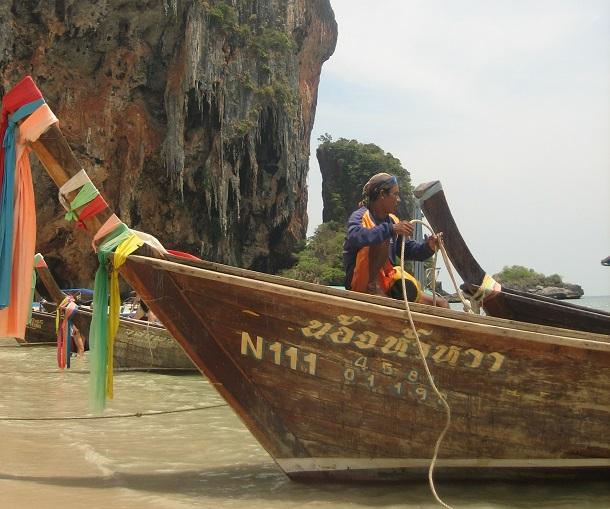 Phra Nang Beach Thailand (c) Anja Knorr