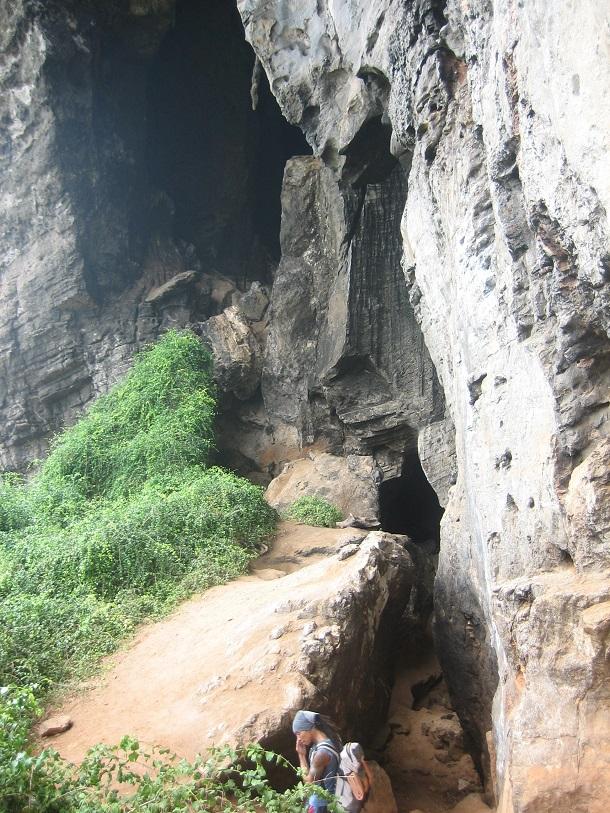 Tum Choee Höhle Thailand (c) Anja Knorr