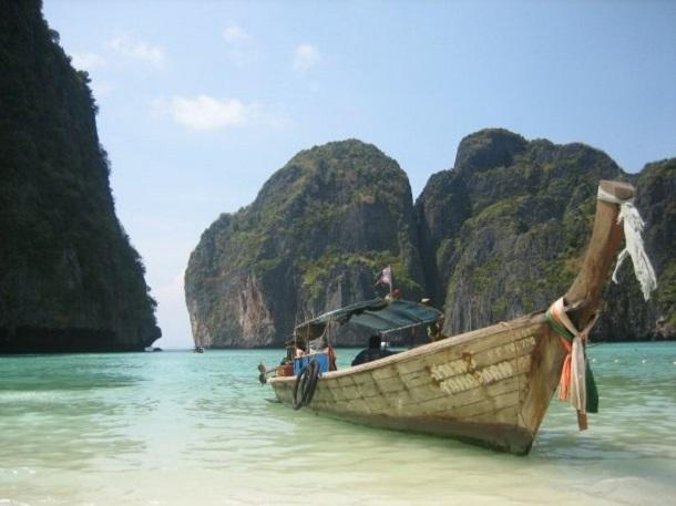 Maya Beach Thailand (c) Anja Knorr