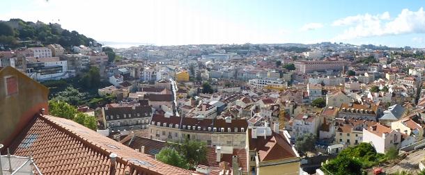 Alfama Lissabon (c) Anja Knorr