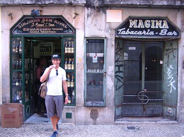 Ginjinha Lissabon (c) Anja Knorr