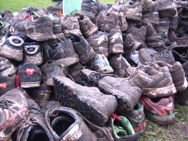 Schuhe Tough Mudder (c) Anja Knorr