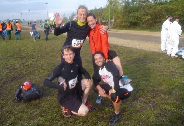 Team Berlin Tough Mudder (c) Anja Knorr