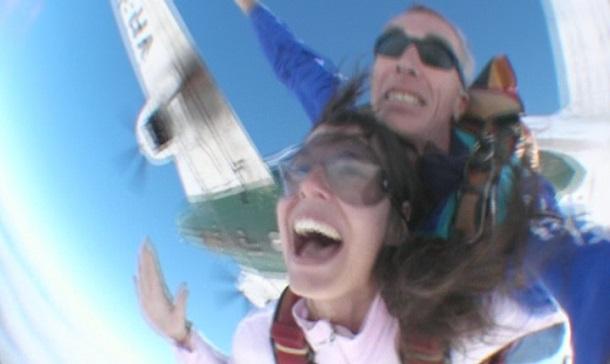 Fallschirmsprung (c) Anja Knorr