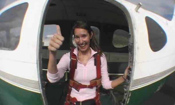 Fallschirmspringen (c) Anja Knorr