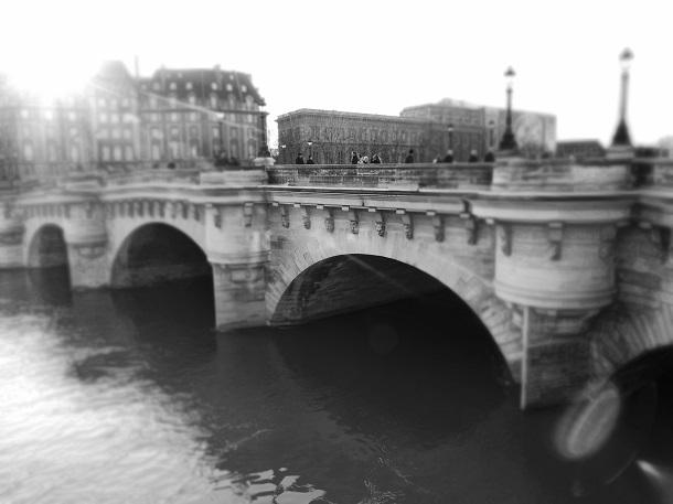 Pont Neuf Paris (c) Anja Knorr