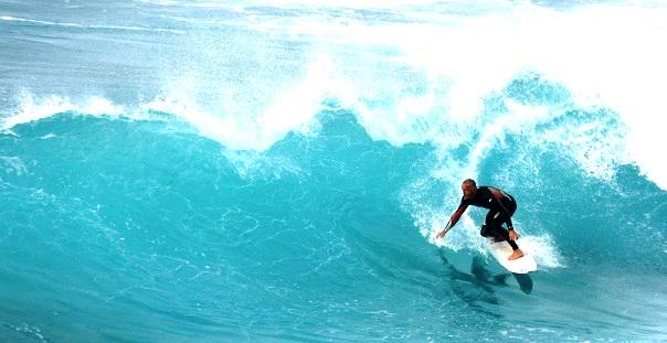 Surfen Sagres Portugal (c) Anja Knorr