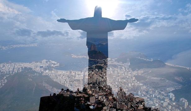 Corcovado Rio de Janeiro (c) Anja Knorr