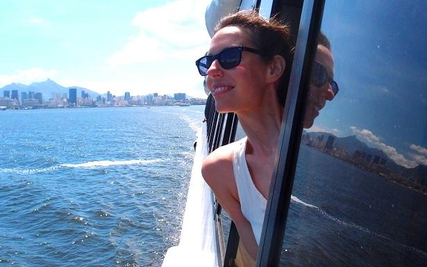 Niteroi Fähre Rio (c) Anja Knorr