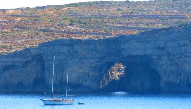 Küste Malta  (c) Anja Knorr