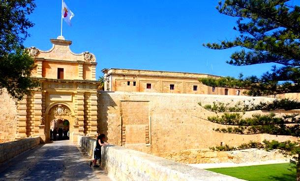 Mdina Malta  (c) Anja Knorr