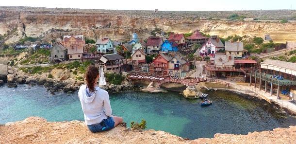 Popeye Village Malta (c) Anja Knorr