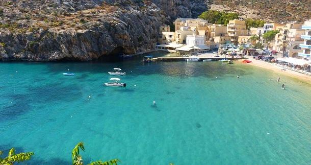 Xlendi Bay Malta  (c) Anja Knorr