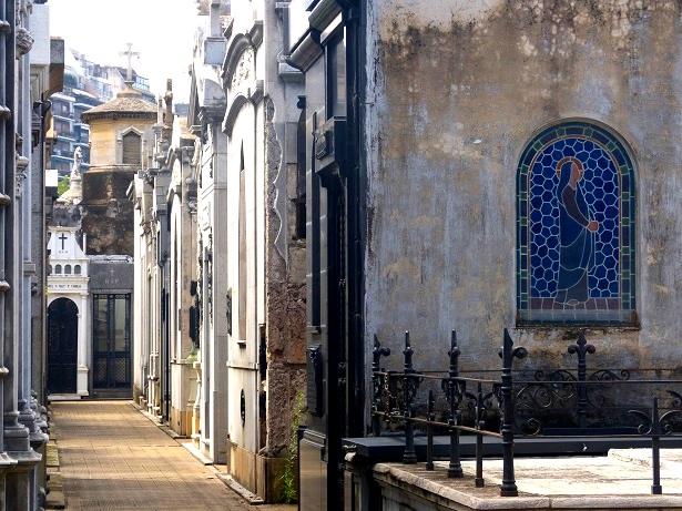 Cementario de la Recoleta Buenos Aires (c) Anja Knorr