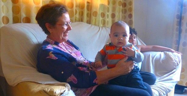 Frau Familie Uruguay (c) Anja Knorr