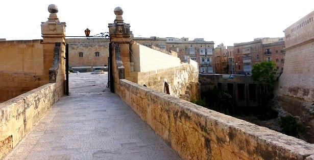 St Elmo Fort Valletta Malta (c) Anja Knorr