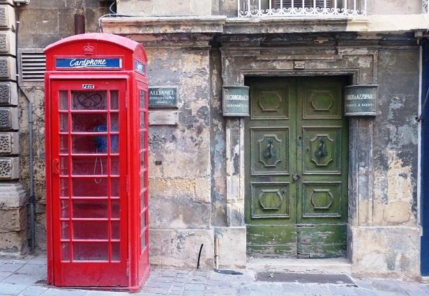 Telefonzelle Malta (c) Anja Knorr