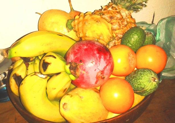 Früchte Kolumbien (c) Anja Knorr