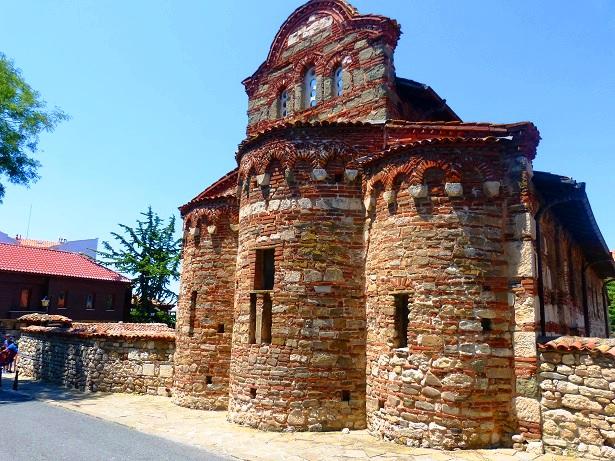 Nessebar Sweti Kirche (c) Anja Knorr