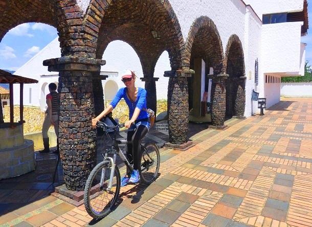 Radfahren Kolumbien (c) Anja Knorr