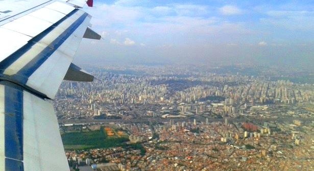 Sao Paulo Brasilien (c) Anja Knorr