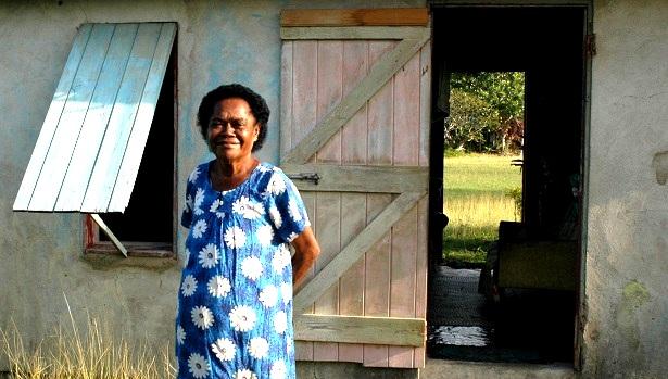 Fidschi Frau (c) Anja Knorr