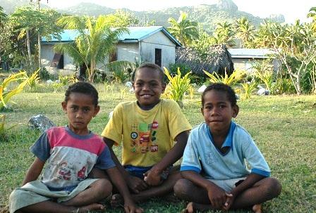 Fidschi Kinder (c) Anja Knorr