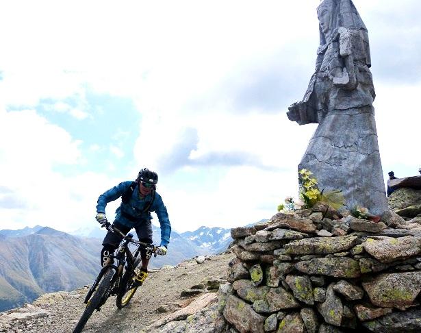 Mountainbiken (c) Anja Knorr