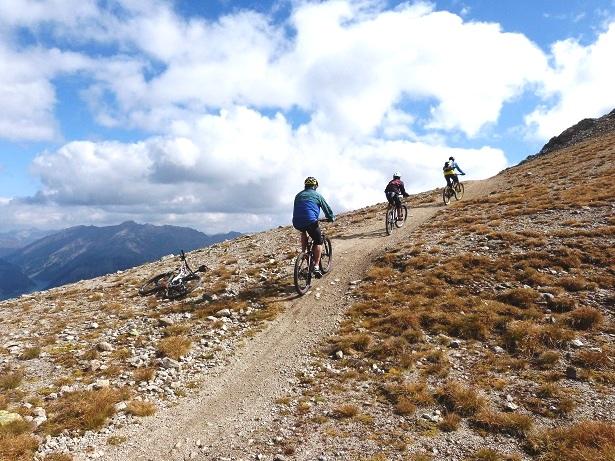 Mountainbike Carosello (c) Anja Knorr