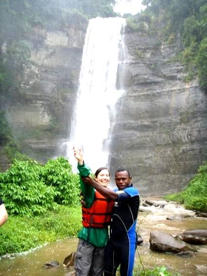 Wasserfall Namosi Fidschi (c) Anja Knorr