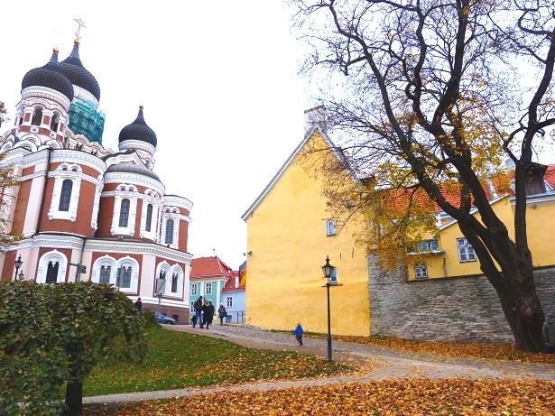 Alexander-Newski-Kathedrale Tallinn (c) Anja Knorr